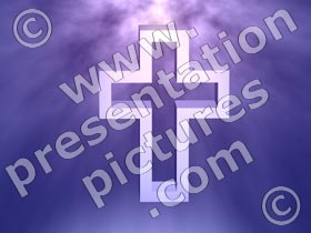 christianity - powerpoint graphics